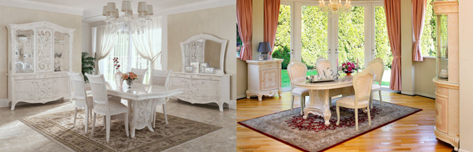 白家具鏡面シリーズ