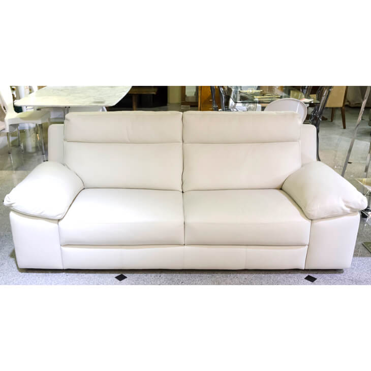 2-SEATER Italian Leather Sofa / イタリアンレザー2シーターソファ|IB Selection|SF0023