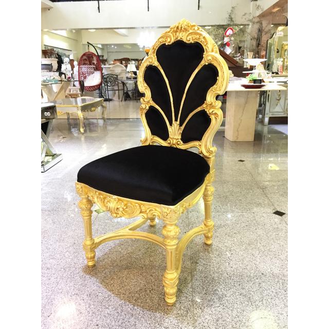 Dining Chair / ゴールド ダイニングチェア  IB Selection CAI0018